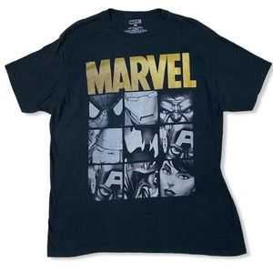 Marvel Avengers Graphic Men Shirt
